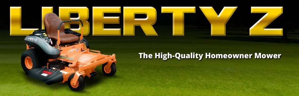 Scag Liberty Z: The High-Quality Homeowner Mower