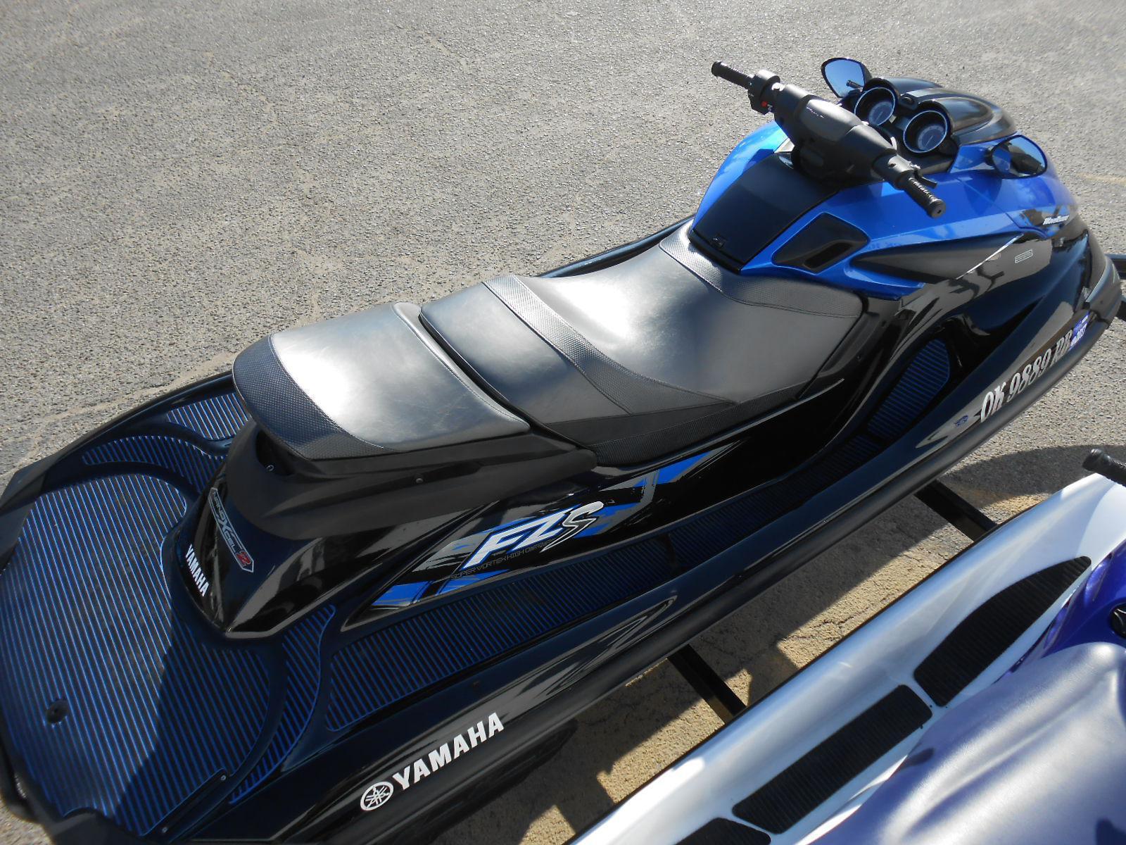 Yamaha GX VZS SVHO (32)