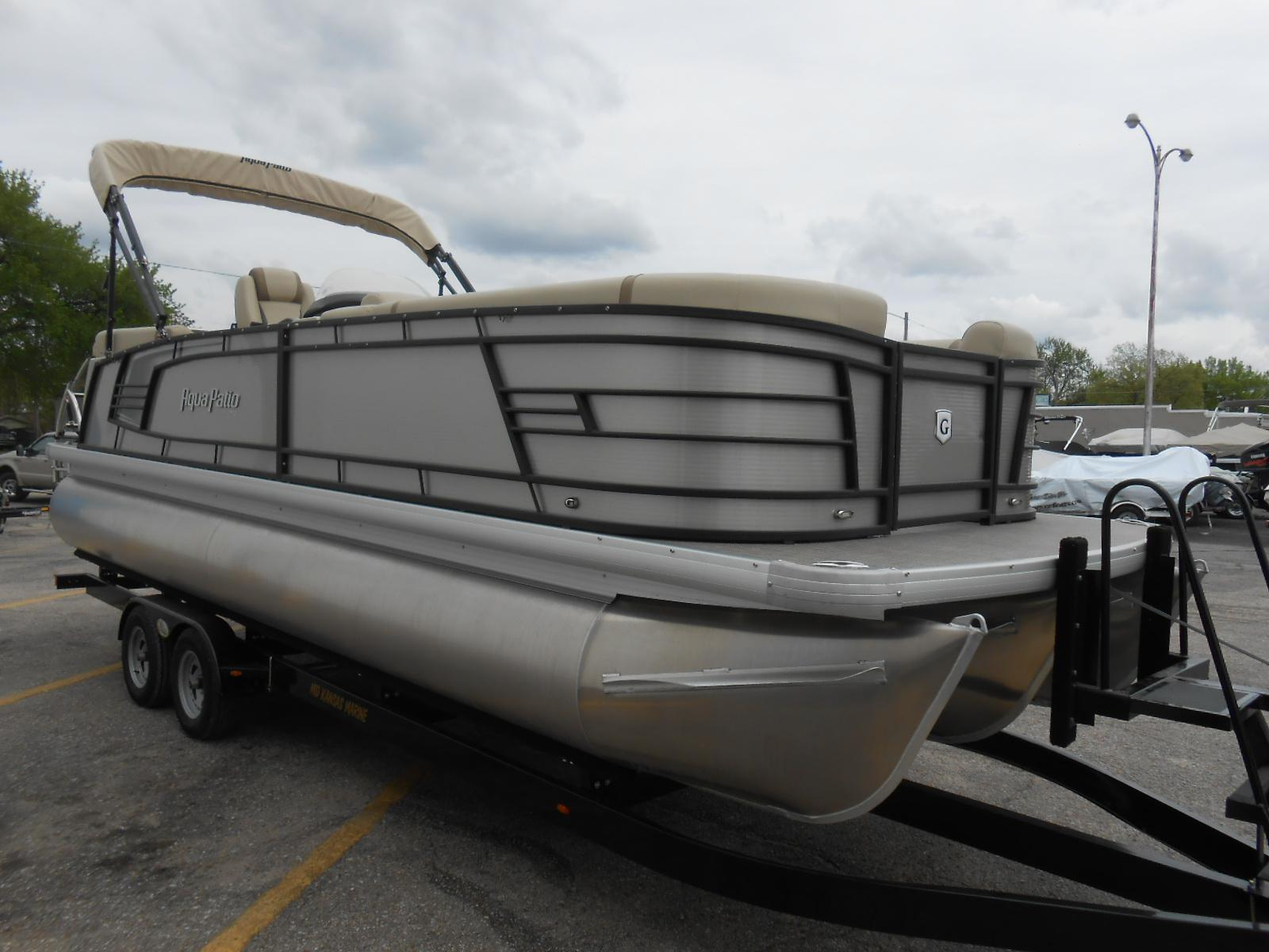 2017 Aqua Patio 255 UL for sale in Andover KS Mid Kansas Marine