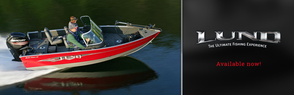 Click here to browse Lund boats.