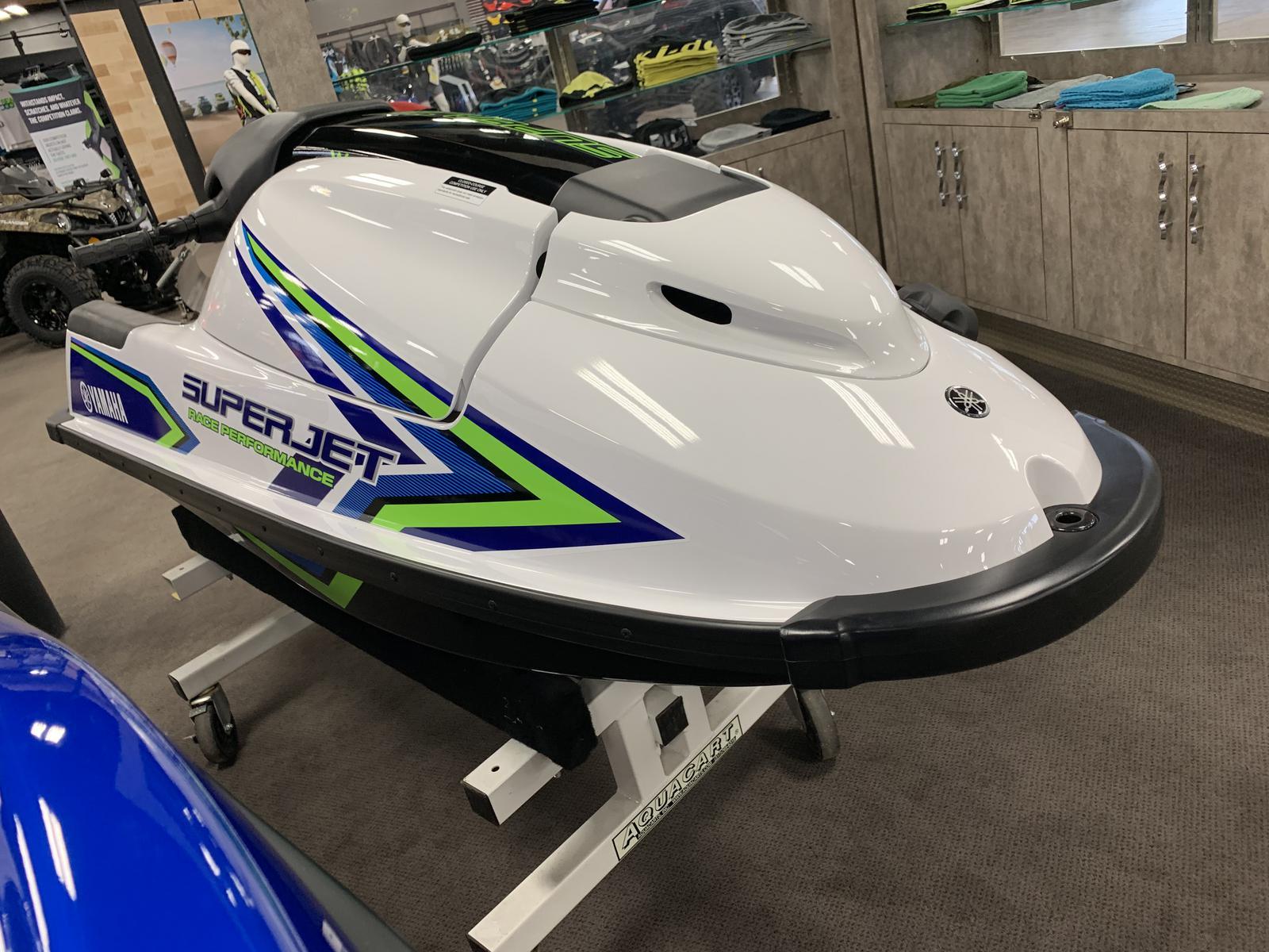 2019 Yamaha SUPERJET