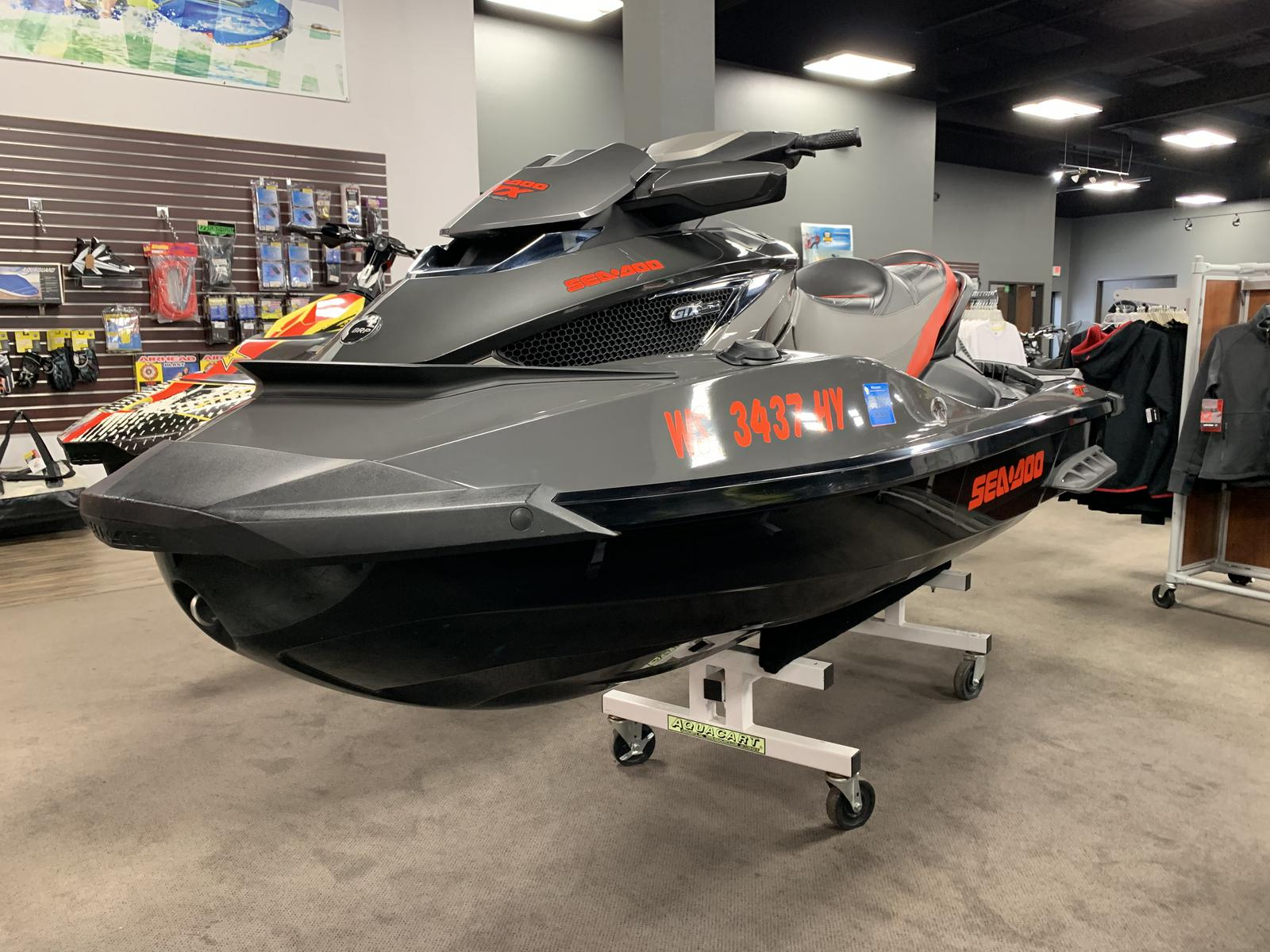 2013 Sea-Doo GTX IS LIMITED 260