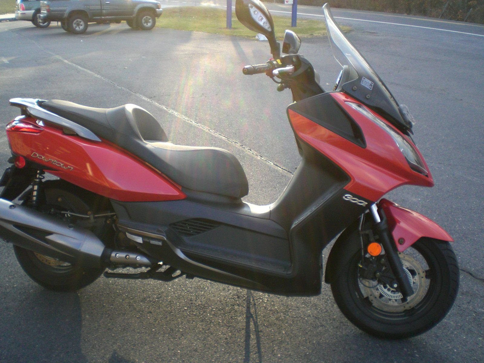 2015 kymco downtown 300i for sale in gettysburg, pa | rider's edge
