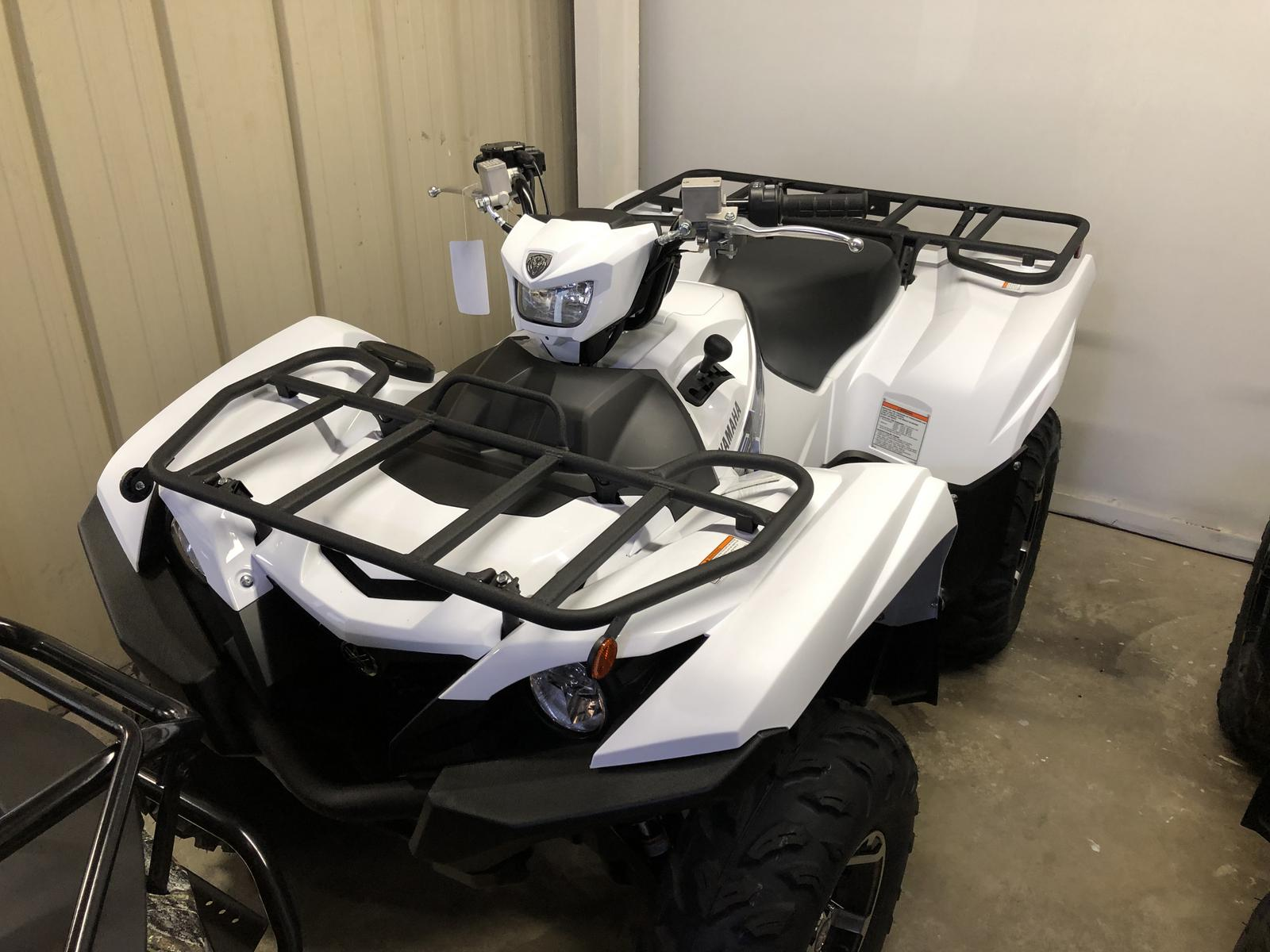2019 yamaha grizzly eps 4wd