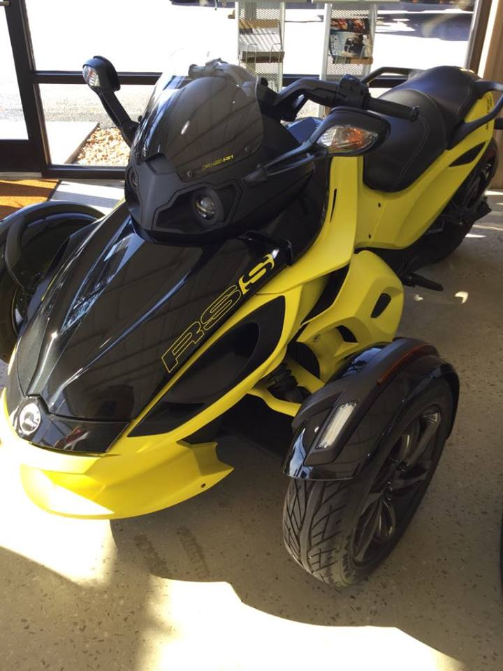2014 Can-Am Spyder® RS-S - SE5 for sale in Cookeville, TN | S&R ...