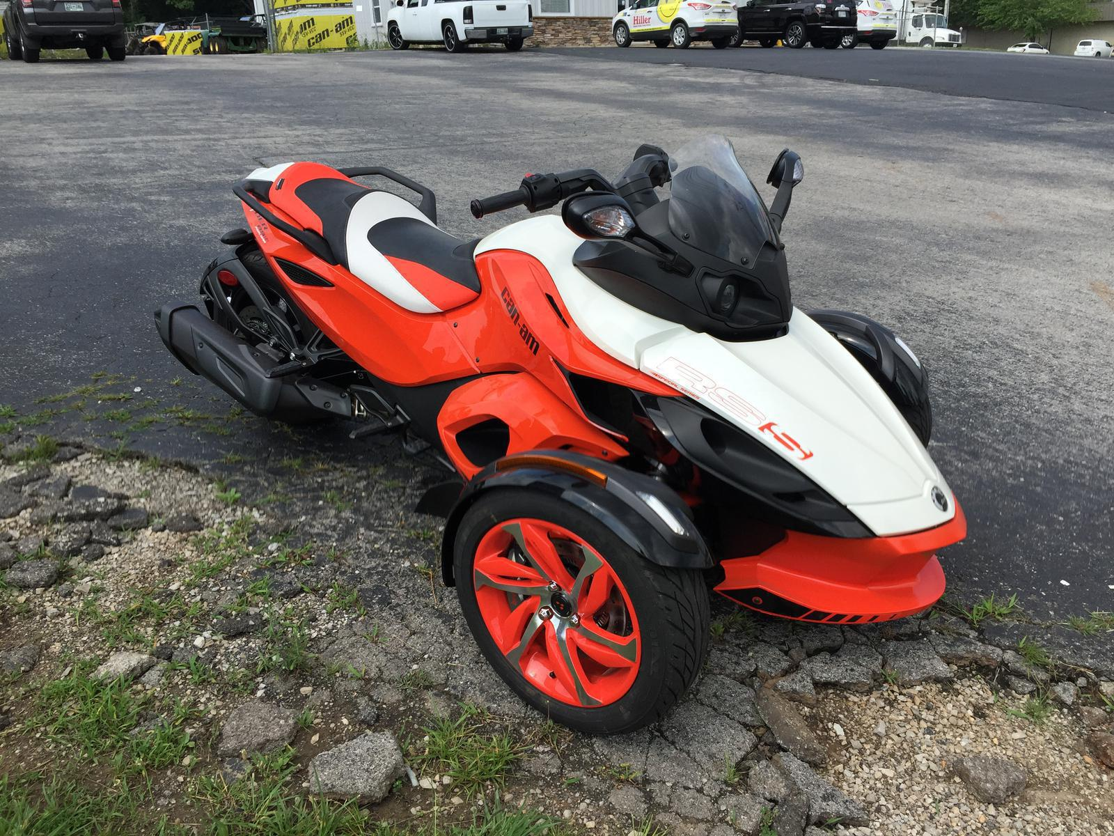 2015 Can Am Spyder RS S Special Series for sale in Cookeville TN