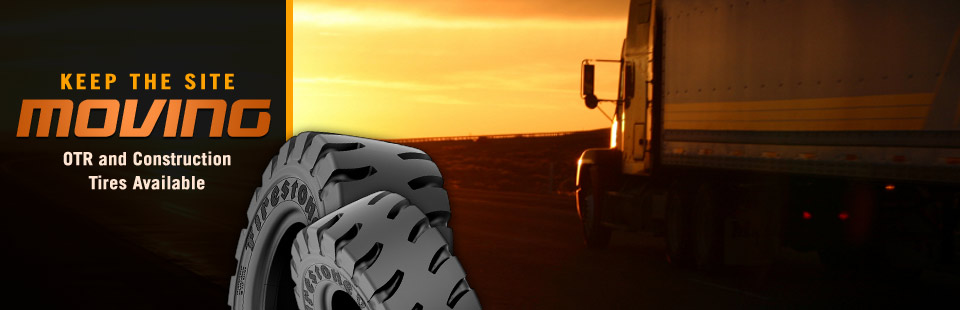 Contact Central AG Wheel & TIre today.  OTR and construction tires are available!