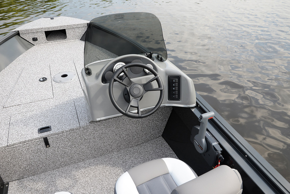 2018 Mirrocraft 145sc O Side Console Outfitter