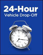 24-Hour Vehicle Drop Off