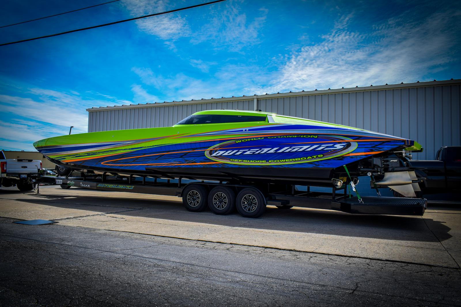 Outerlimits Offshore Powerboats SC39 for sale in Kimball, MI