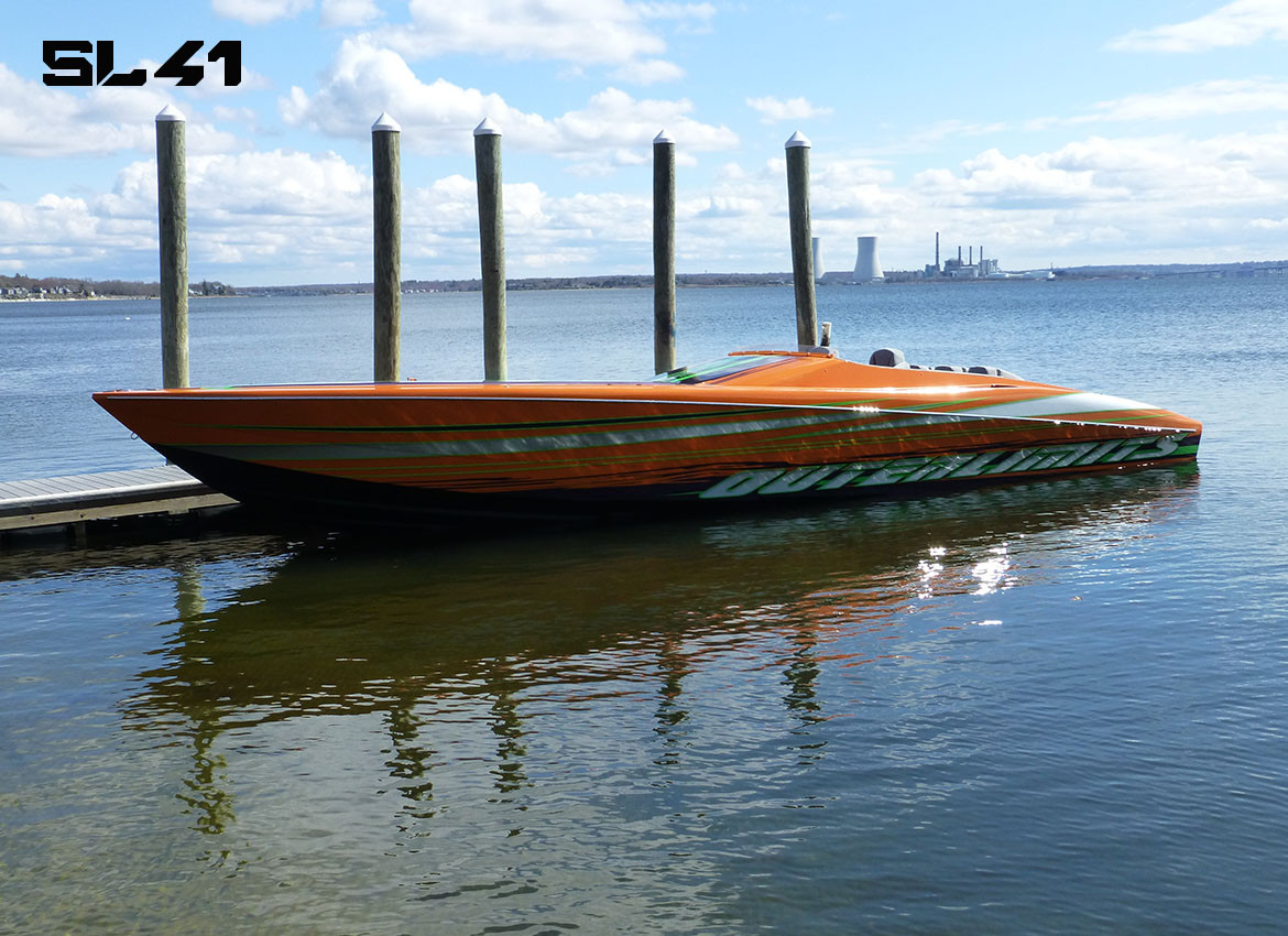 Outerlimits Offshore Powerboats SL41 for sale in Kimball, MI