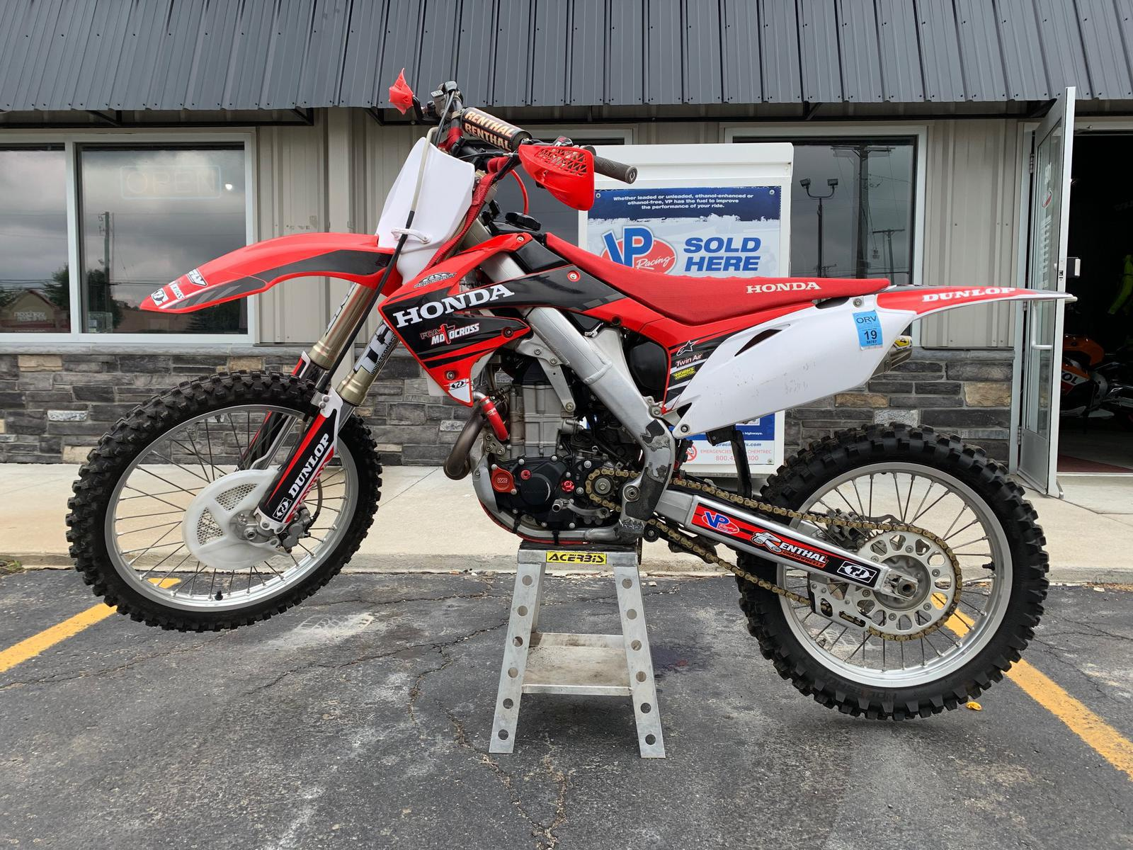 Groovy 2009 Honda Crf450R Gmtry Best Dining Table And Chair Ideas Images Gmtryco