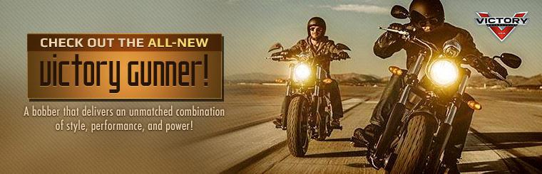 Check out the all-new Victory Gunner!