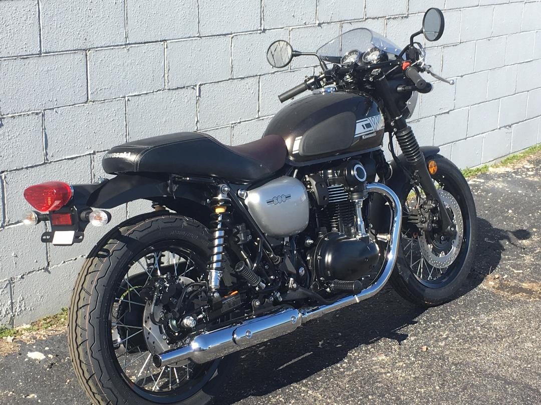 2019 Kawasaki W800 Cafe For Sale In Indianapolis In Dreyer