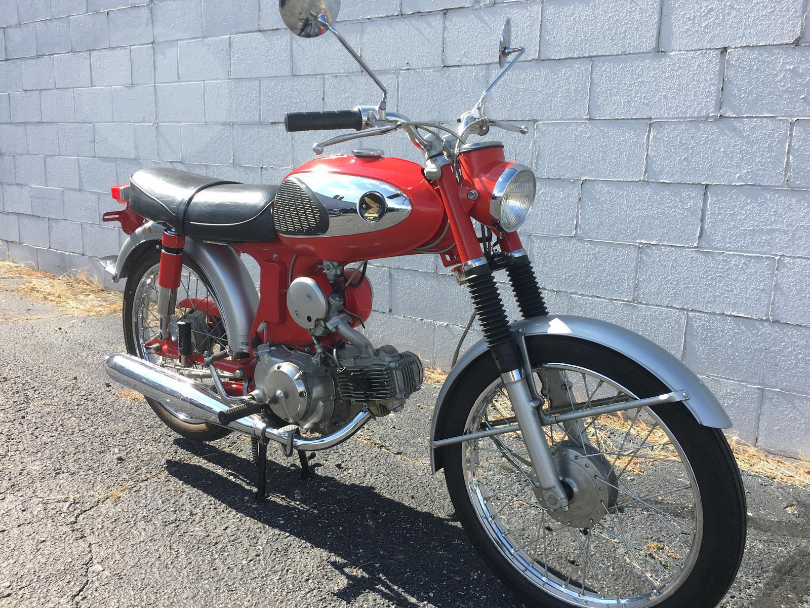 1966 Honda S90 For Sale In Indianapolis, IN | Dreyer Motorsports (877)  413 8881