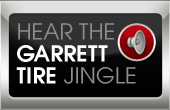 Hear the Garrett Tire jingle