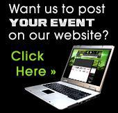 Want us to post your event on our website? Click here »