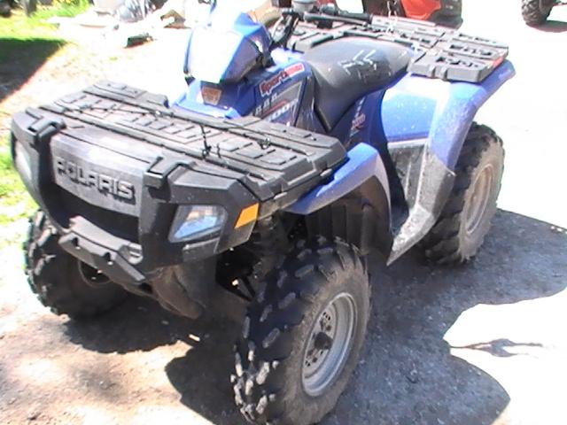 2005 Polaris Industries Sportsman 500