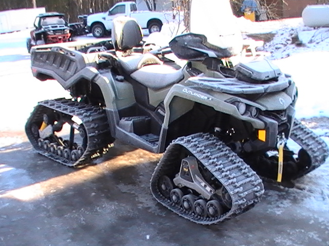 Can Am For Sale >> 2019 Can Am Outlander Max 6x6 1000xt