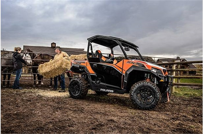 New Polaris SxS