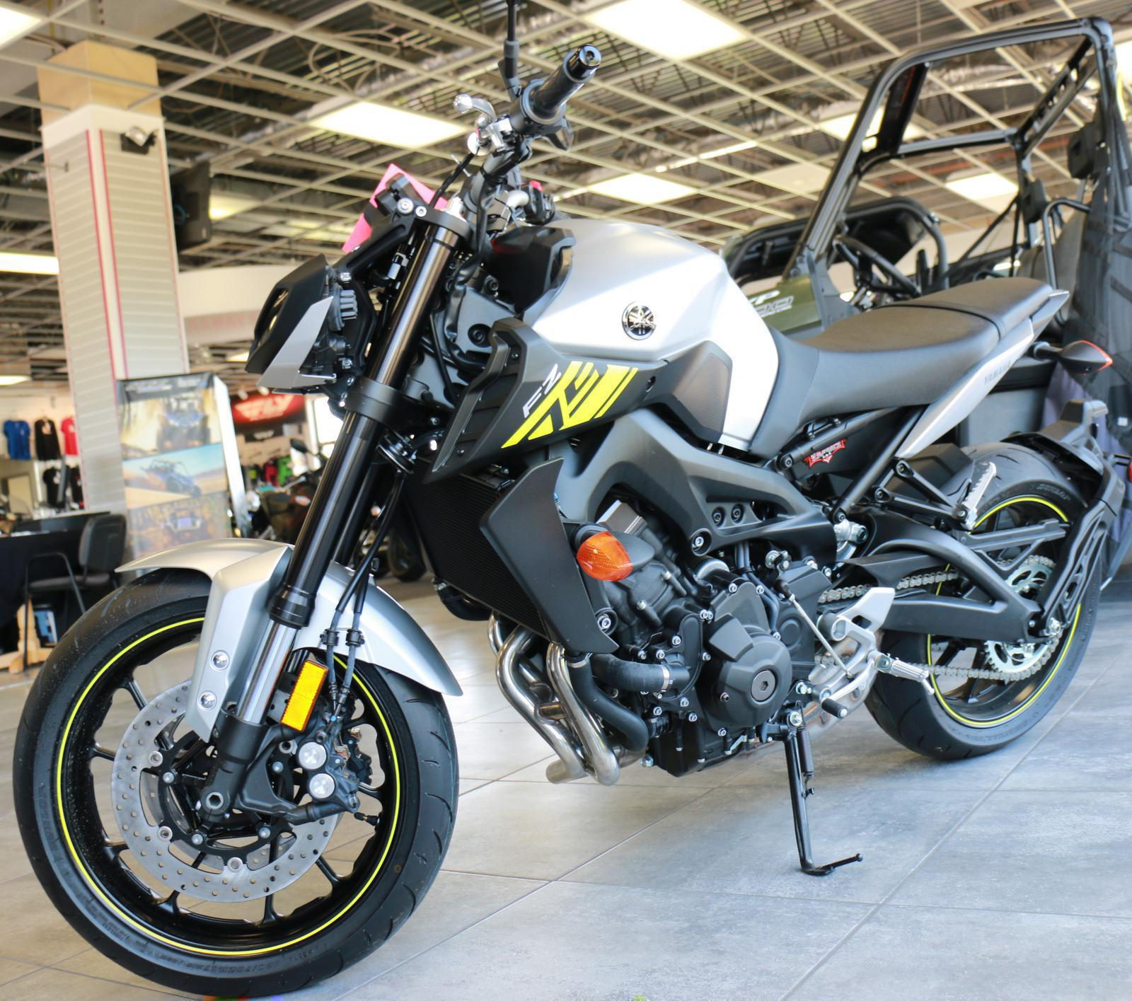 2017 Yamaha FZ-09 for sale in Chesterfield, MO  St  Louis