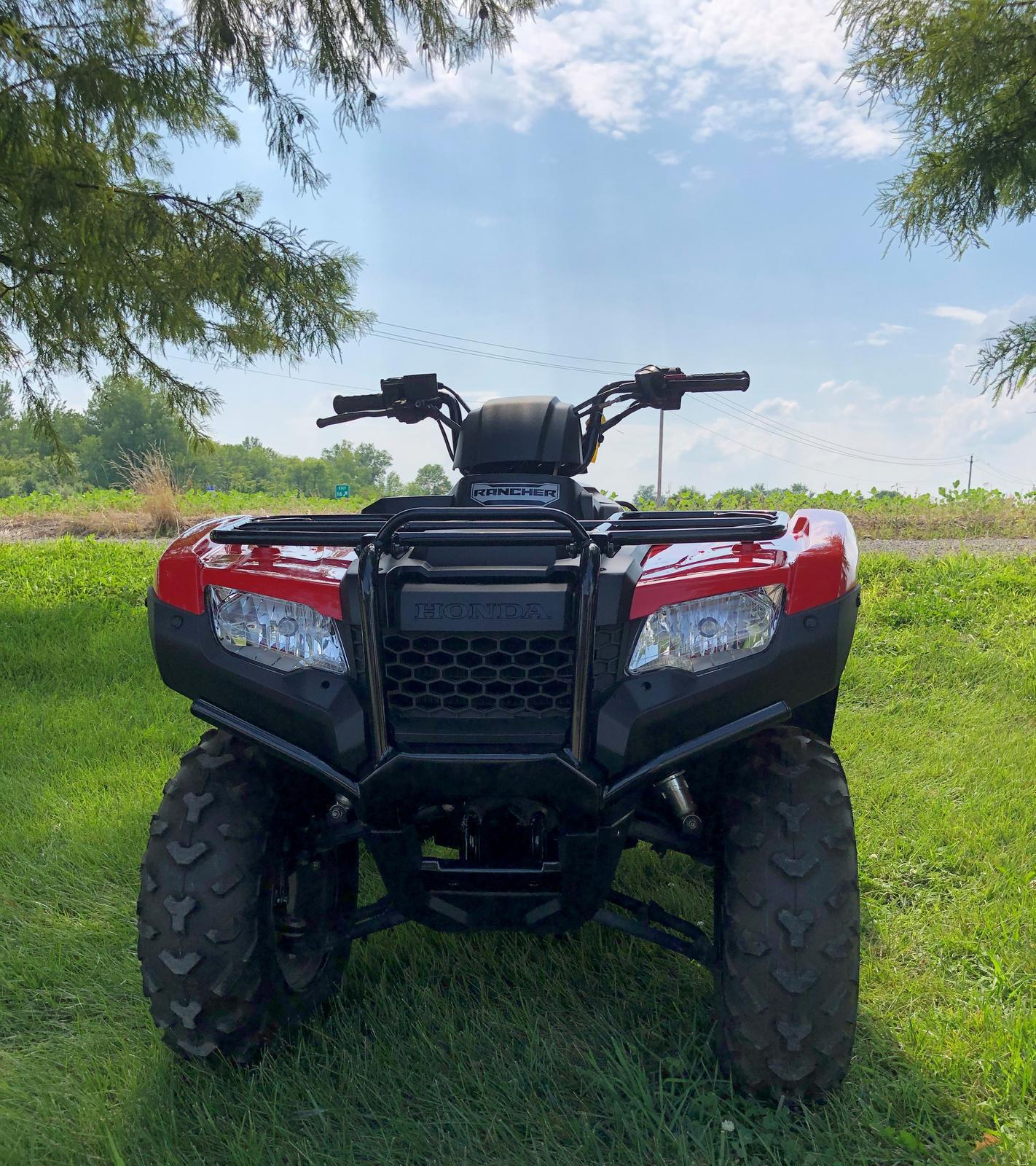 2017 Honda FourTrax Rancher for sale in Chesterfield, MO  St