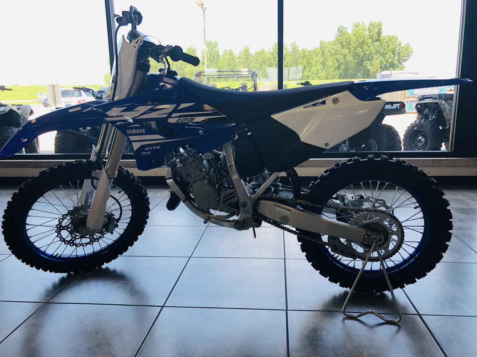 2018 Yamaha YZ125