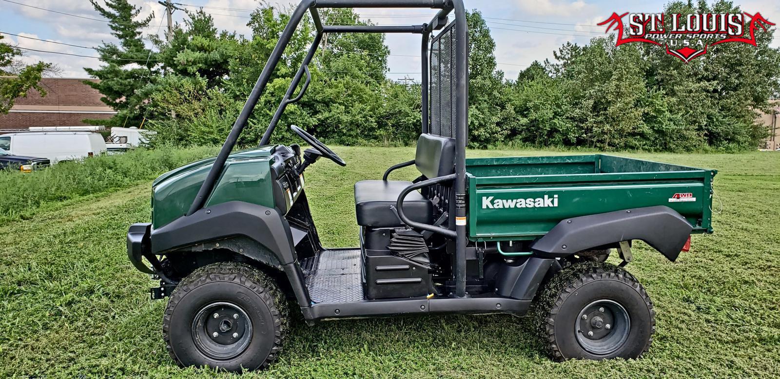 2011 Kawasaki Mule™ 4010 4X4