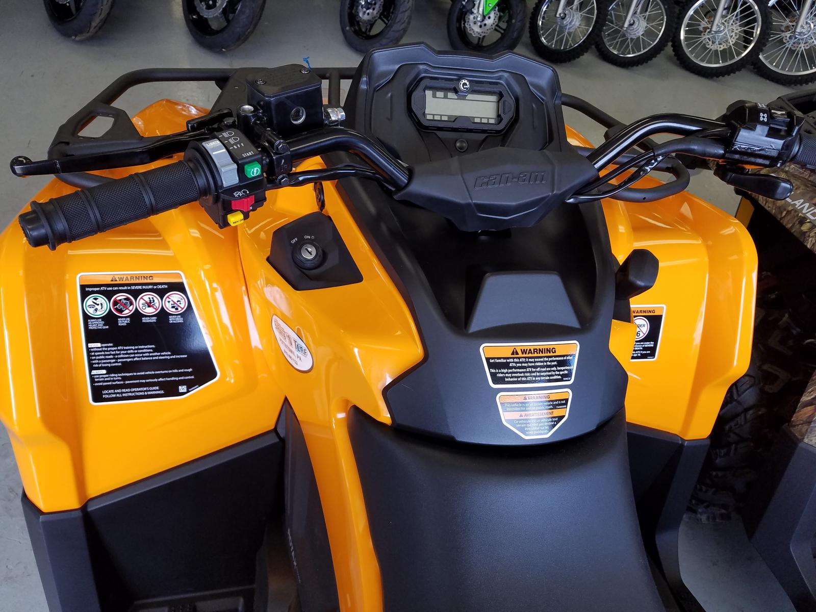 2018 Can Am OUTLANDER 570 DPS for sale in Spring City PA Sports N