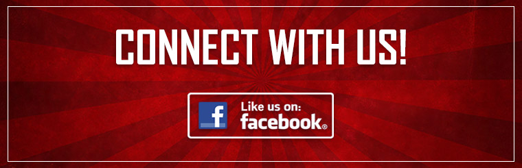 Like us on Facebook to stay connected!