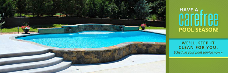 Click here to schedule your pool service!