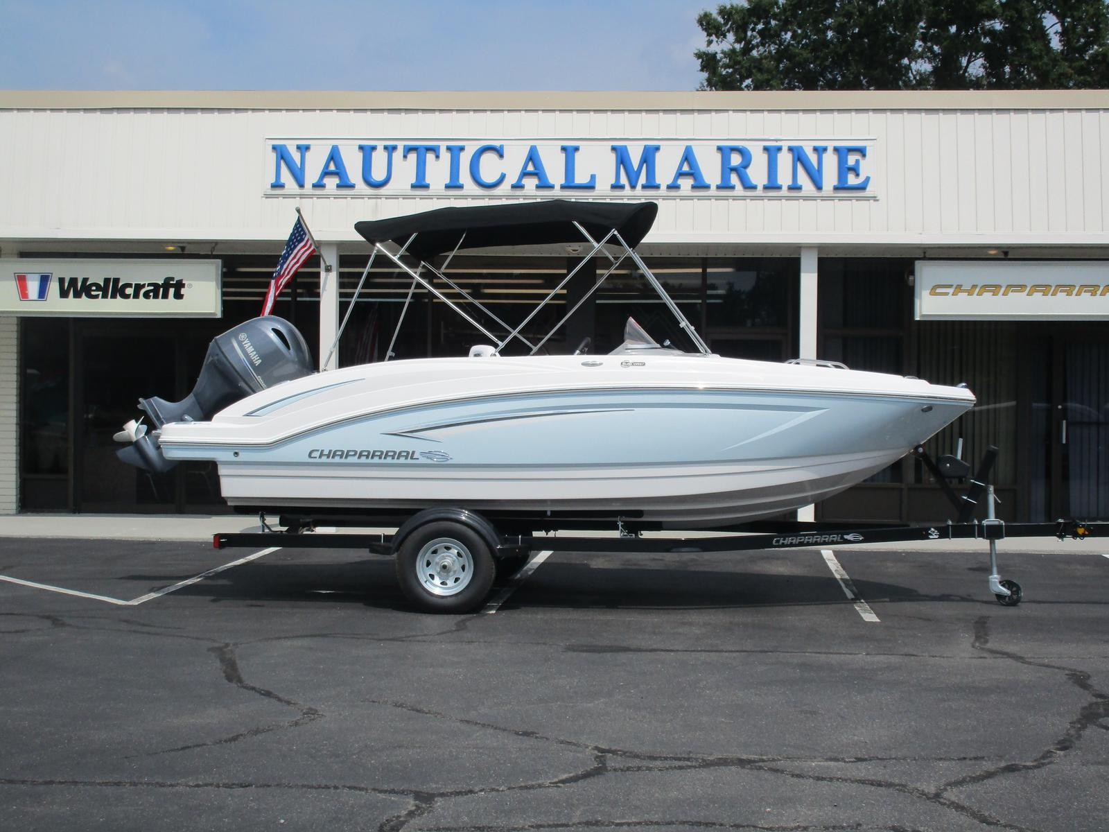 Boats from Chaparral and Four Winns Nautical Marine Inc