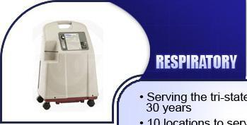 Respiratory - Serving the tri-state area for over 30 years. 10 locations to serve you 24 hours a day, 7 days a week. Treating customers like family.