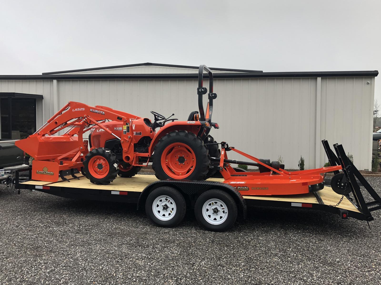Inventory Pioneer Farm Equipment Inc  Orangeburg, SC (803