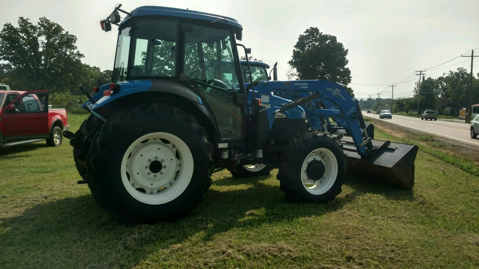 2008 New Holland Agriculture Td80d For Sale In Mountain View Ar Bushing Kw Mcclung Ford And Equipment 870 269 3866