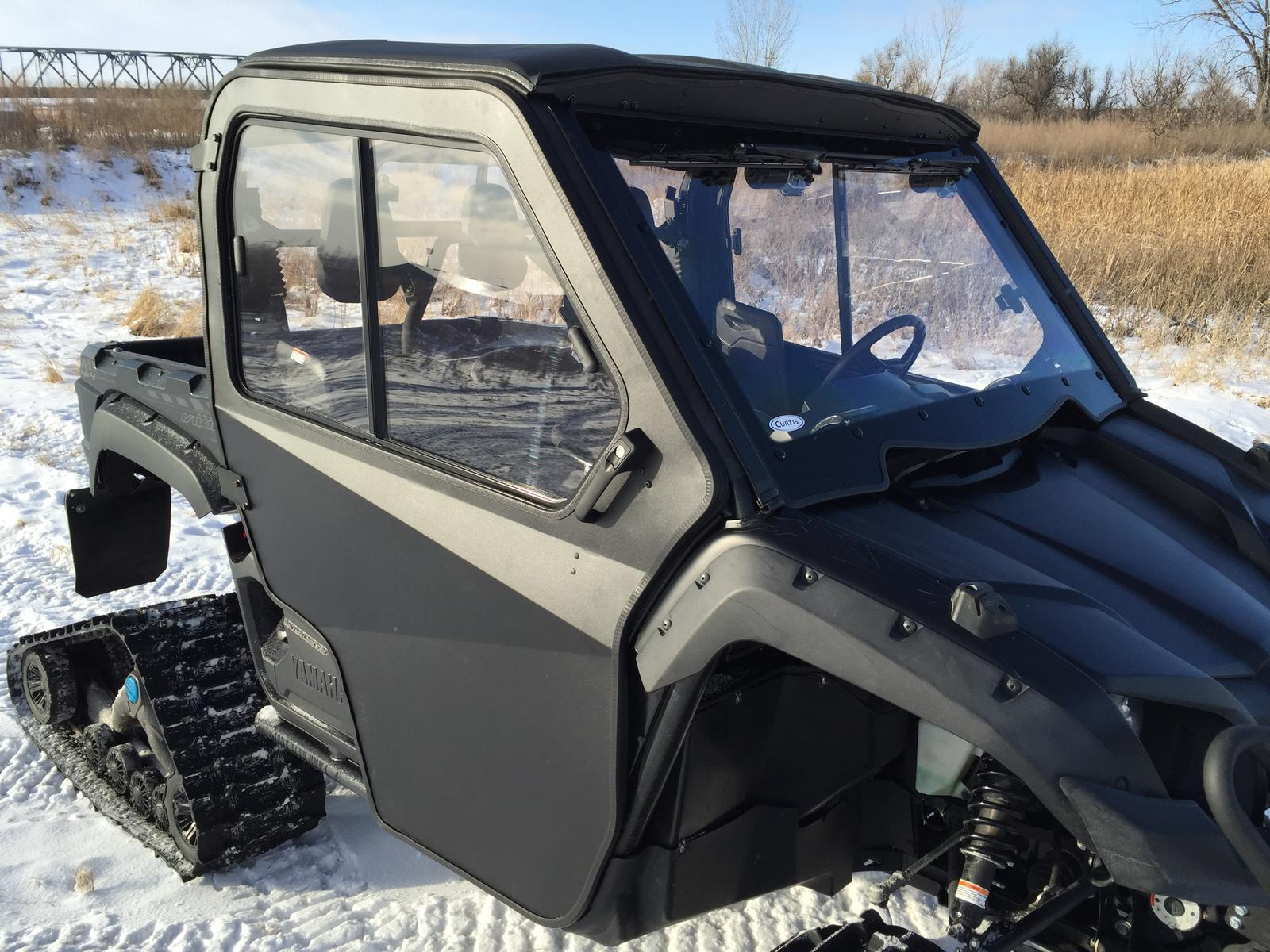 2014 Yamaha Viking SE Tactical Edition Biegler's C&S