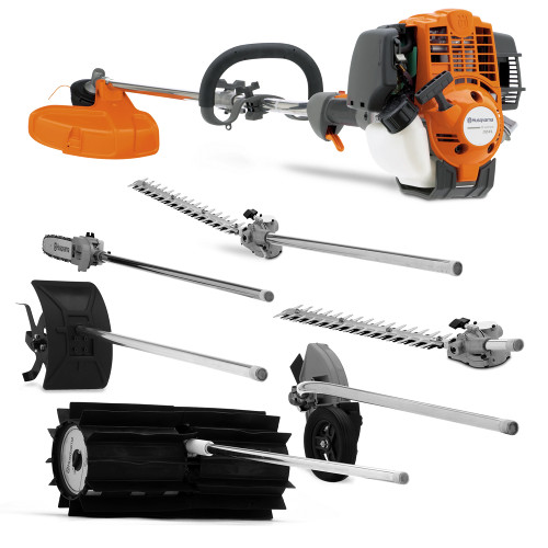Commercial Brush Cutters from Husqvarna Alberta Forest
