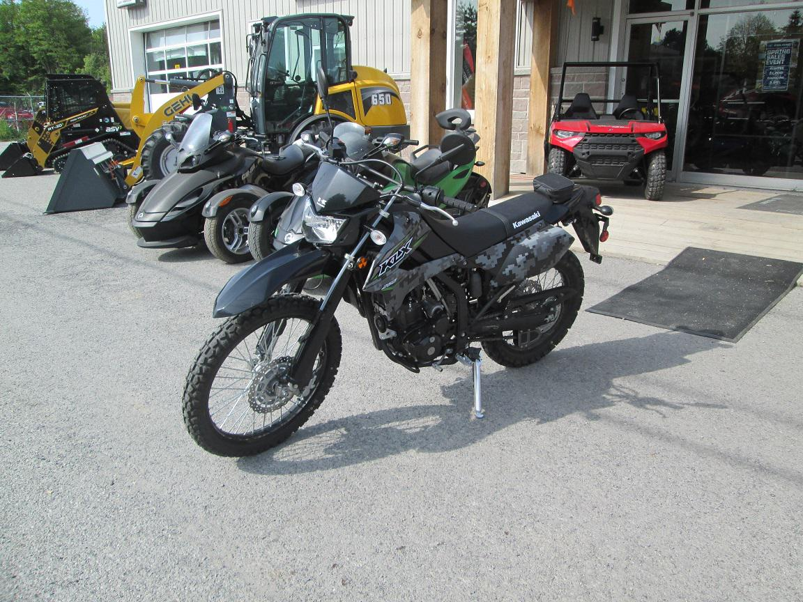 2018 Kawasaki Klx 250 Camo For Sale In Carleton Place On Blacks Wiring Harness Img 2699