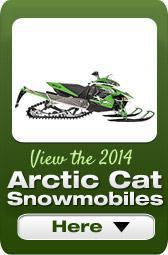 View the 2014 Arctic Cat ATVs Here