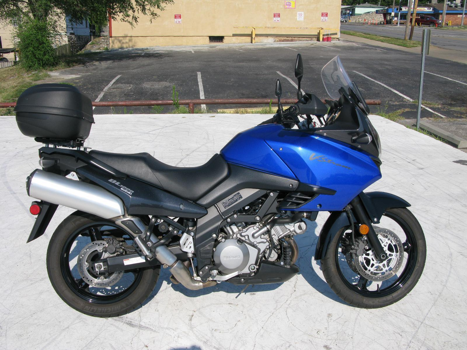 2007 Suzuki V Strom 1000 For Sale In Kansas City Mo Engle Motors