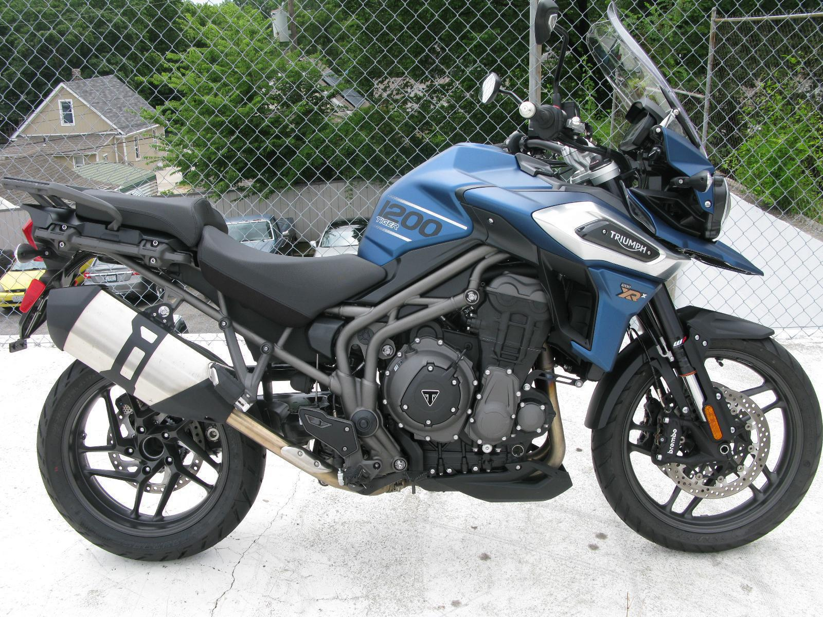 2018 Triumph Tiger 1200 Xrx For Sale In Kansas City Mo Engle