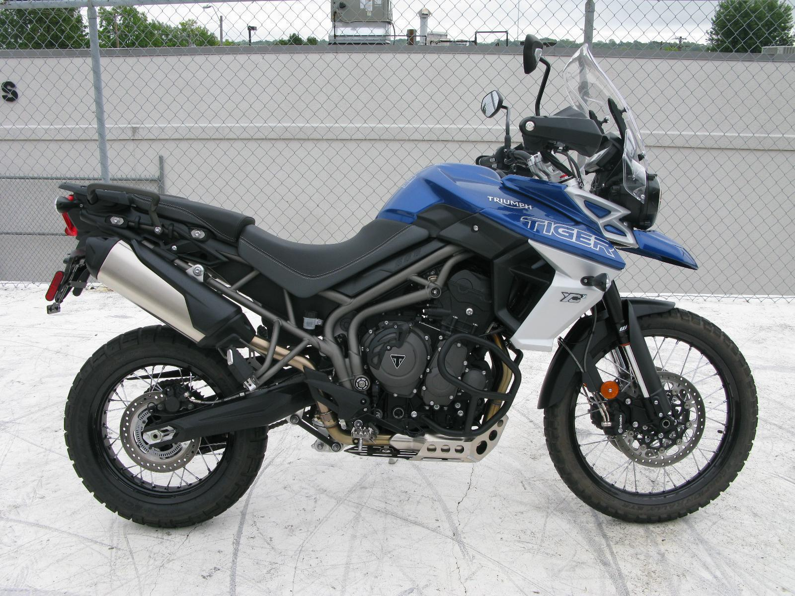 2018 Triumph Tiger 800 Xcx For Sale In Kansas City Mo Engle Motors