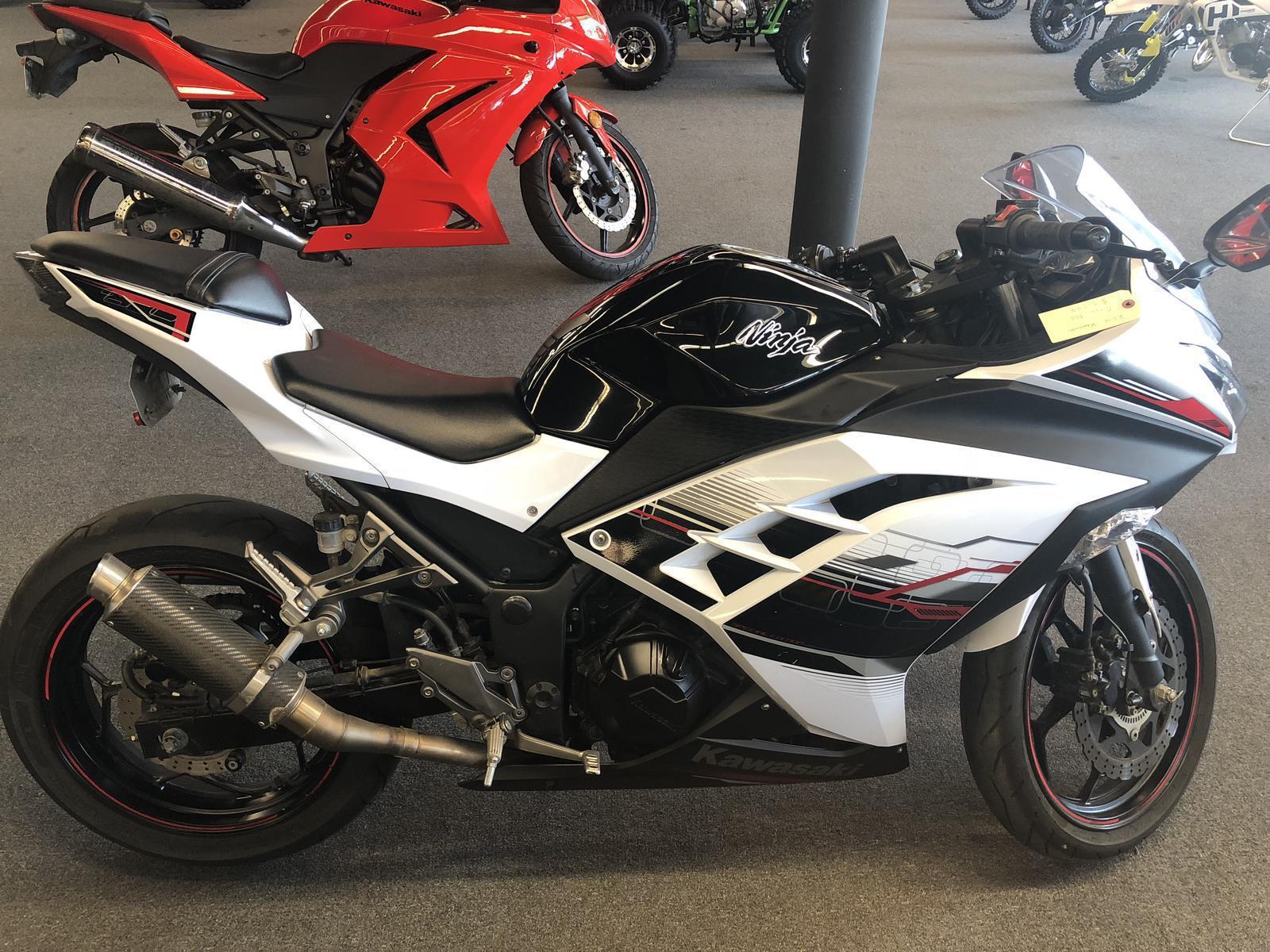 2014 Kawasaki Ninja® 300 ABS for sale in Lexington, KY. Central ...