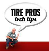 Tire Pros Tech Tips