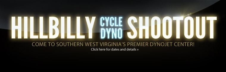 HILLBILLY CYCLE DYNO SHOOTOUT