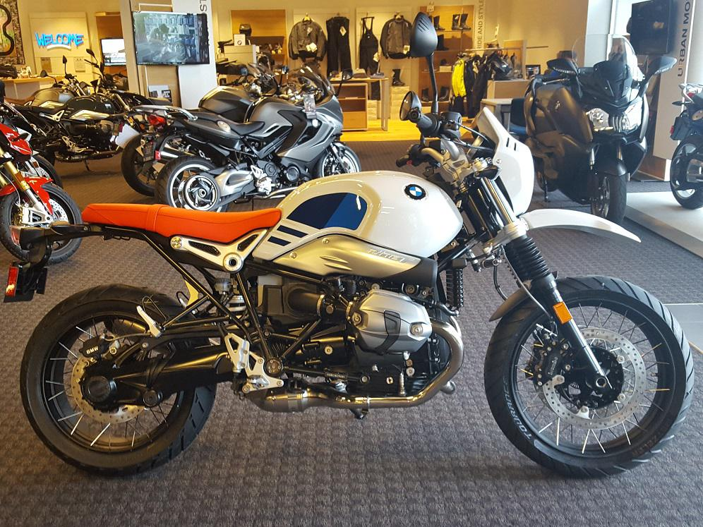 2018 Bmw R Nine T Urban Gs For Sale In Salem Va Frontline