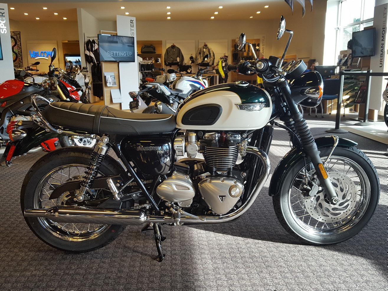 2018 Triumph Bonneville T120 For Sale In Salem Va Frontline