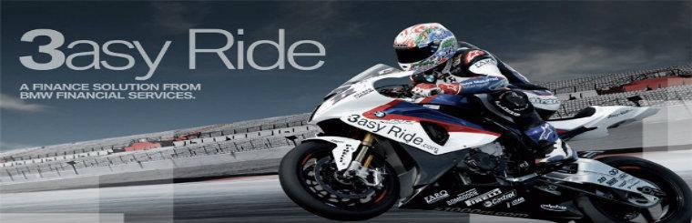 3asy Ride (Click Here & See How Affordable A New BMW Motorcycle Can Be)