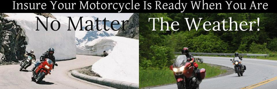 Trust Our Certified Staff To Insure That Your Motorcycle Is Ready When You Are!