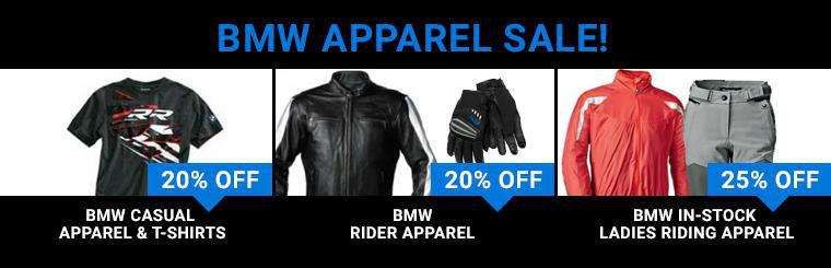 BMW Apparel Sale